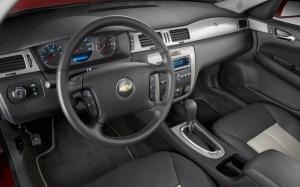 2010 Chevrolet Impala Interior