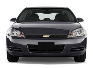 2010 Chevrolet Impala Front