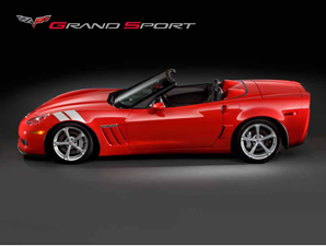 2010 Grand Sport Corvette