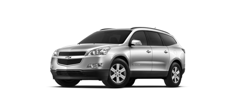 2010 Chevy Traverse