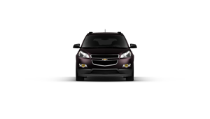 2010 Chevy Traverse Front View