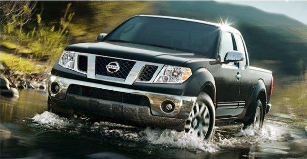 Nissan 2010 Frontier