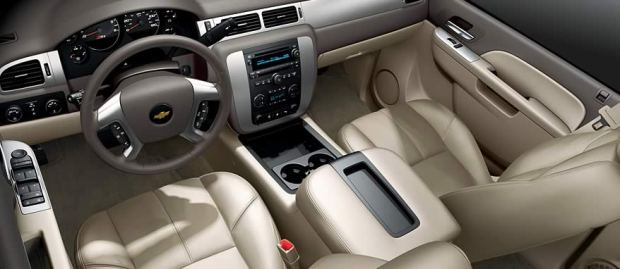 2010 Chevrolet Tahoe Interior
