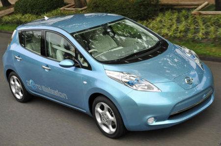 2010 Nissan LEAF