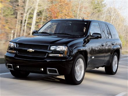 2015 Chevy Trailblazer Ss Chevy trailblazer
