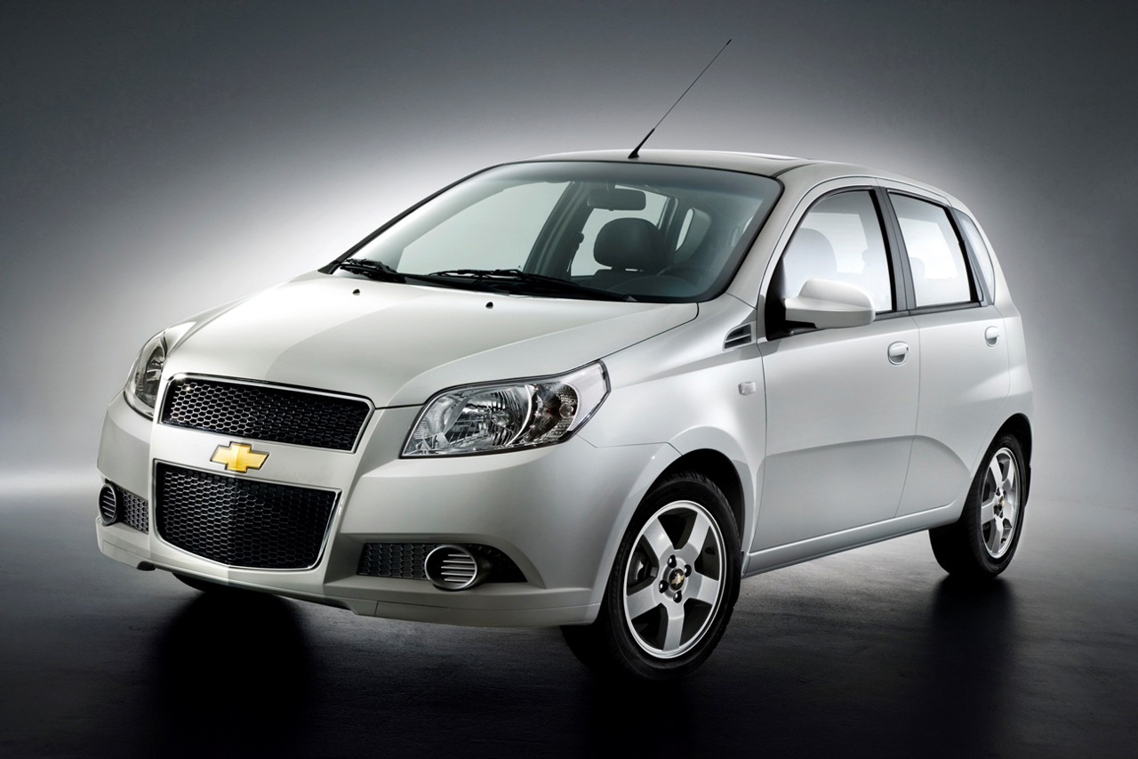 2010 Chevrolet Aveo Review | The Maguire Auto Blog
