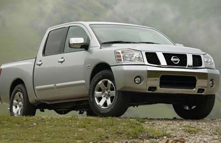 2010 nissan titan review the maguire auto blog. Black Bedroom Furniture Sets. Home Design Ideas