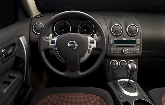 Nissan Rogue Interior. Rogue Interior