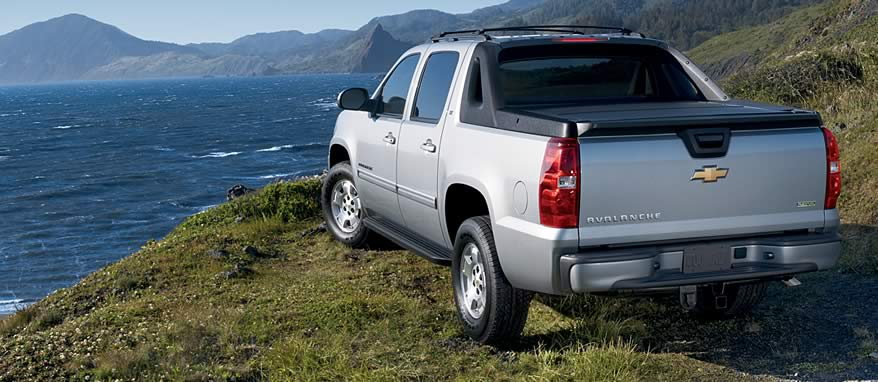 2011 chevrolet avalanche review the maguire auto blog. Black Bedroom Furniture Sets. Home Design Ideas