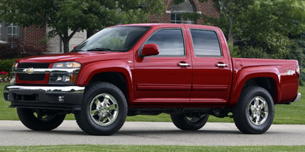 2011 chevrolet colorado review the maguire auto blog. Black Bedroom Furniture Sets. Home Design Ideas