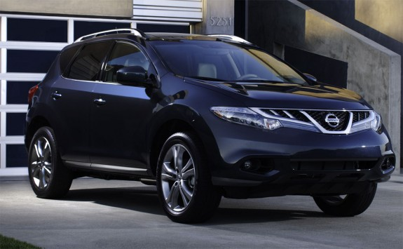 The Nissan 2011 Murano Make-Over