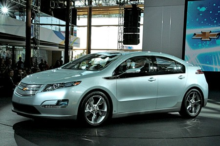 2011 Chevrolet VOLT is Automobile of the year