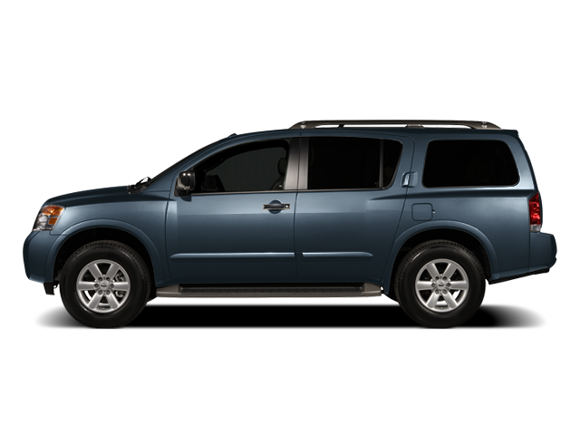 2011 Nissan Armada interior features are tough to beat!