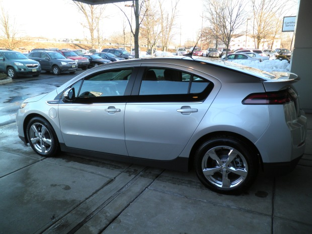 The Chevy VOLT Is At Bob Maguire Chevrolet