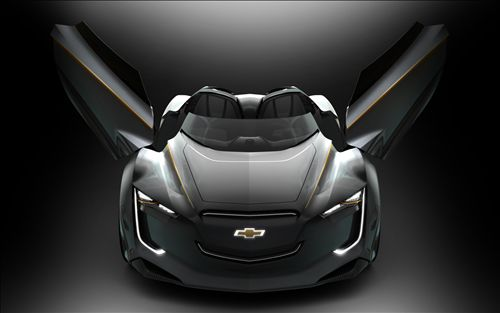 Chevrolet Introduces Mi-ray Concept