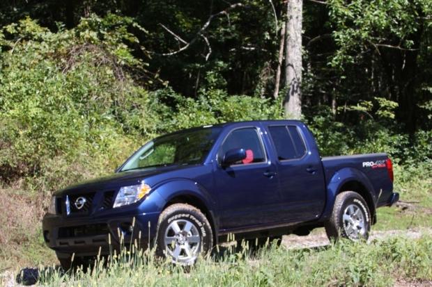 Nissan Frontier at Windsor Nissan of East Windsor, NJ