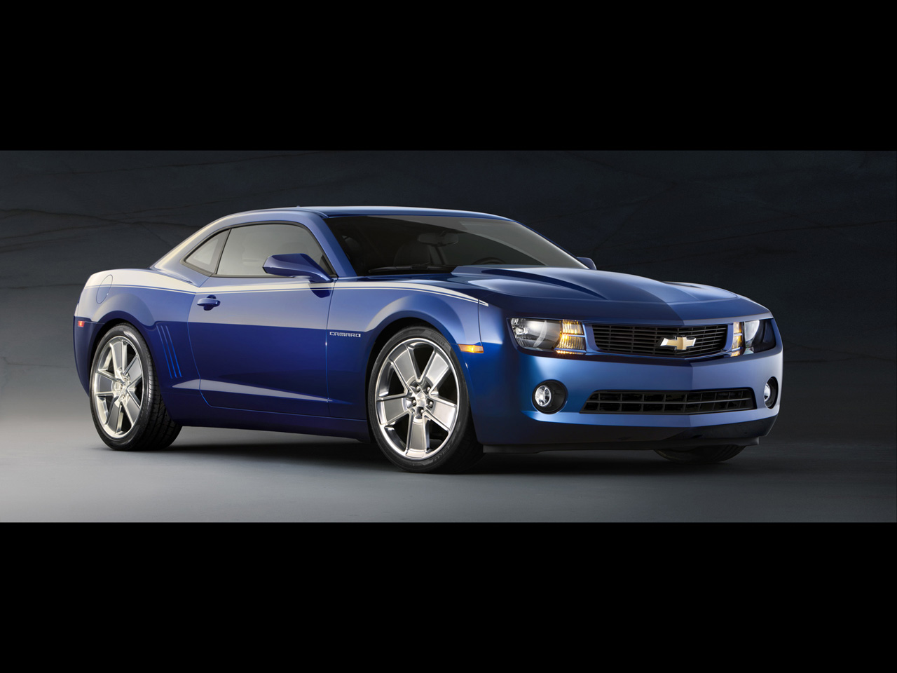 The 2011 Chevrolet Camaro Xm Accessory Appearance Package At
