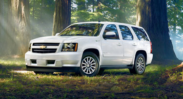 2011 Tahoe Hybrid at Bob Maguire Chevrolet in Bordentown, NJ