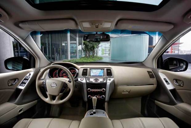 2011 Nissan Murano is One Classy SUV at Windsor Nissan
