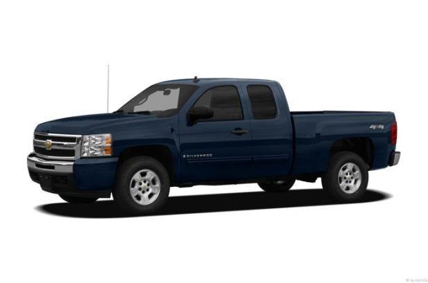 Revin' Up For The New 2012 Chevy Silverado at Bob Maguire Chevrolet