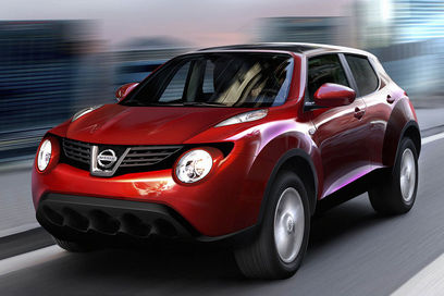 The Amazing 2011 Nissan JUKE at Windsor Nissan