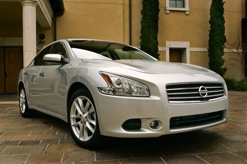 The Last of the 2011 Nissan Maxima at Windsor Nissan