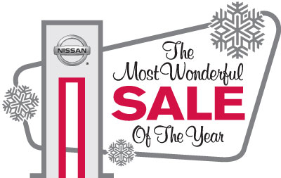 The Most Wonderful Sale of the Year at Windsor Nissan