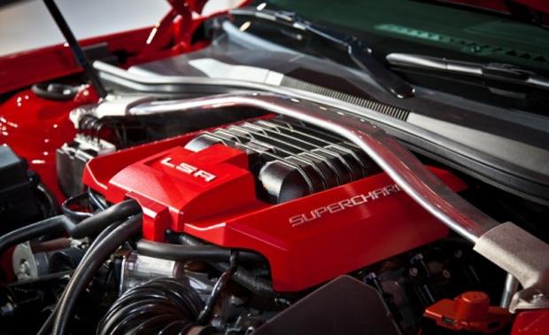 2012 Chevy Camaro ZL1