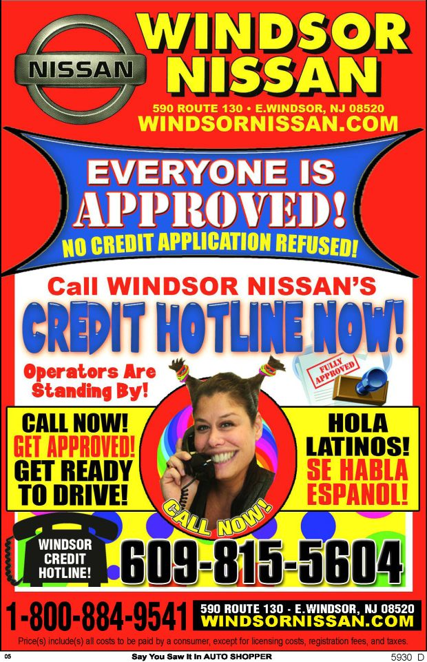 Windsor Nissan's Insane Savings Event