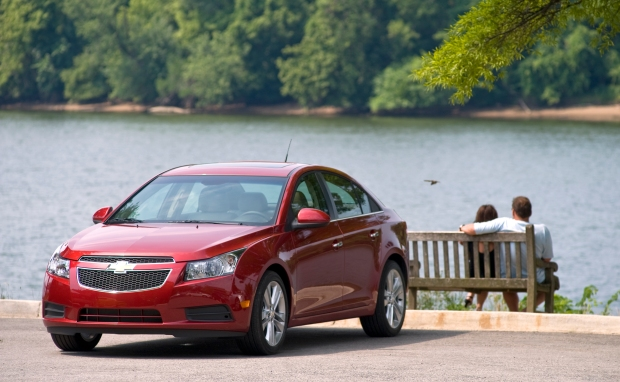 2012 Chevy Cruze Review from Bob Maguire Chevrolet