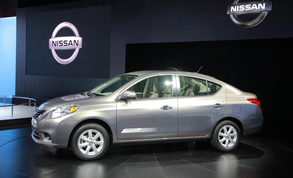 Charming 2012 Nissan Versa Review By Windsor Nissan