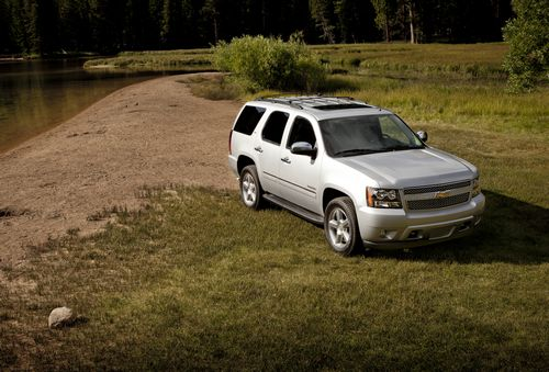 2012 Tahoe Hybrid Review from Bob Maguire Chevrolet