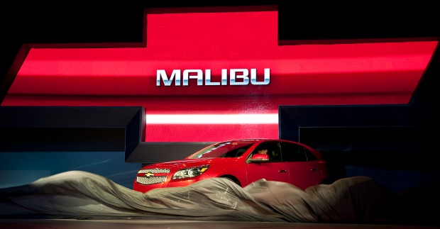 2013 Chevrolet Malibu at Bob Maguire Chevy