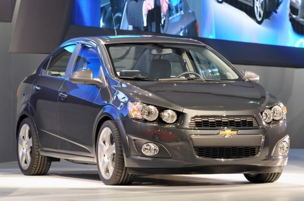 2012 Chevy Sonic: Have Fun, Be Safe