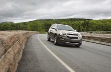 Chevy Equinox, Time to Crossover