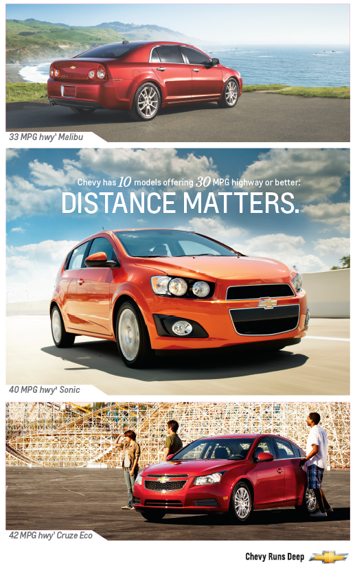Make Distance Matter with these 12 tips from Bob Maguire Chevy...