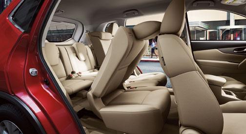 ... Nissan Rogue Interior Seating