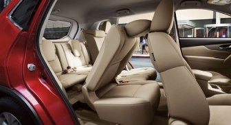 Nissan Rogue Interior Seating