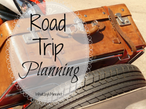 packing essentials, preparing for a road trip, road trip planning